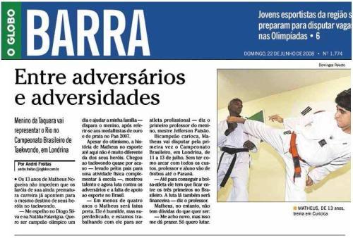 Materia O Globo