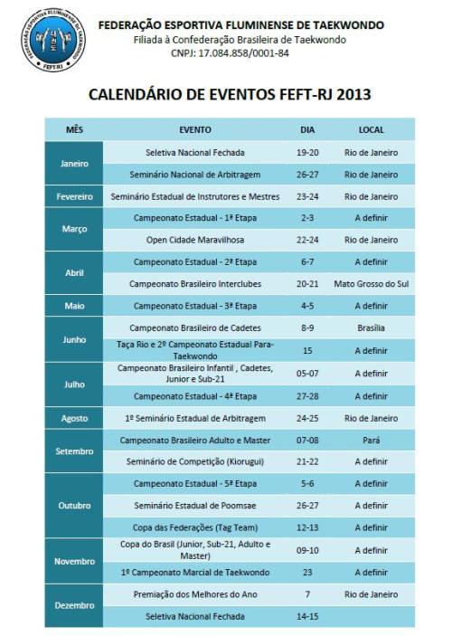 CALENDARIO-FED-2013